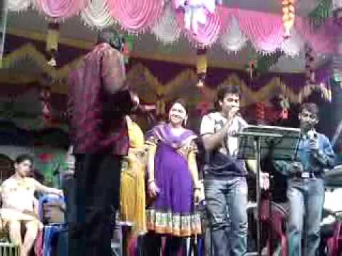 airtel super singer malavika in chidambaram