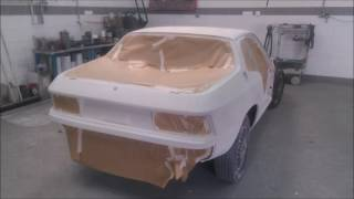 Porsche 924 - Restoration by GM