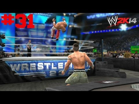 Wwe 2k14 -  John Cena Vs Shawn Michaels | 30 Years Of Wrestlemania Part 31 (hd) video