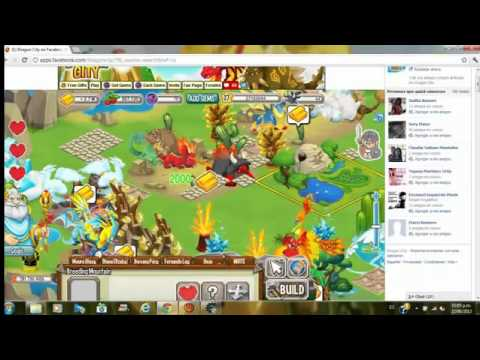 HACK ORIGINAL DE GEMAS PARA DRAGON CITY -