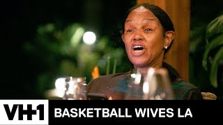 Feby Pops Off On Jackie! | Basketball Wives