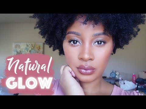 Flawless & Easy Natural Glowing Makeup Tutorial for Spring 2018