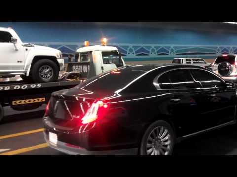 Dubai Airport underground tunnel traffic 🇦🇪 😬