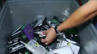 Electronic recycling helps kids in Tampa Bay