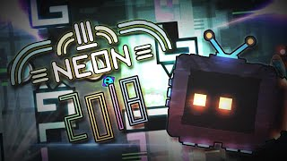 """Neon 18"" 100% (Hard Demon) By: Xender Game 