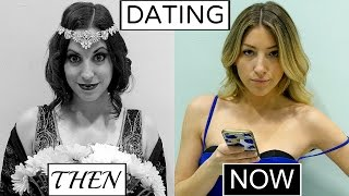 Dating: Then Vs. Now (1920 Vs. 2016)