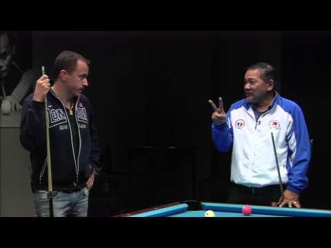 TAR Podcast #48 Efren Reyes and Shane Van Boening