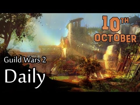 Guild Wars 2 Daily - 10/10/12
