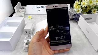 Letv 1S(X500) unbox real phone testing
