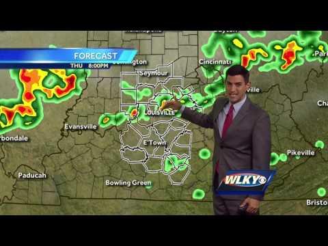 Hot Wednesday forecast