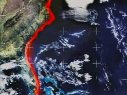 Мега цунами придет с острова Ла Пальма, Испания