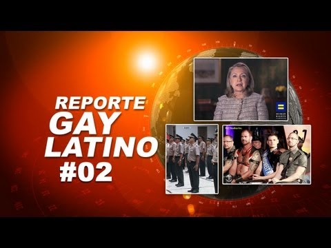 Reporte Gay Latino. #02