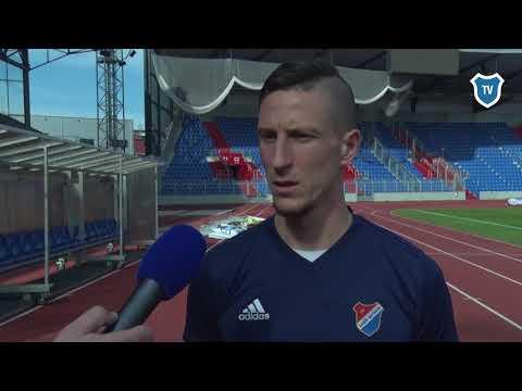 PREVIEW / Jiří Fleišman před Slavií