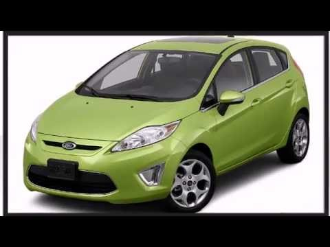 2012 Ford Fiesta Video