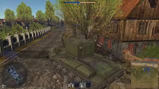 War Thunder: Enemy destruction moment   Atire com GeForce