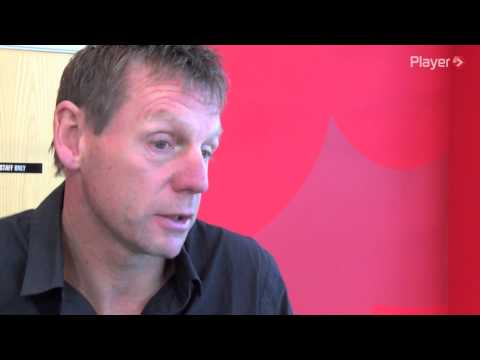 Stuart Pearce on being a young supporter