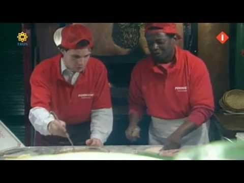 Bananasplit  Pizzabakkers
