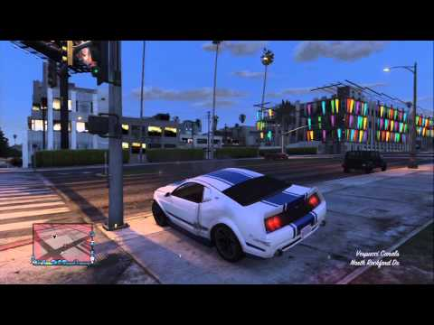Gta V Online - Bounty Hunt #1