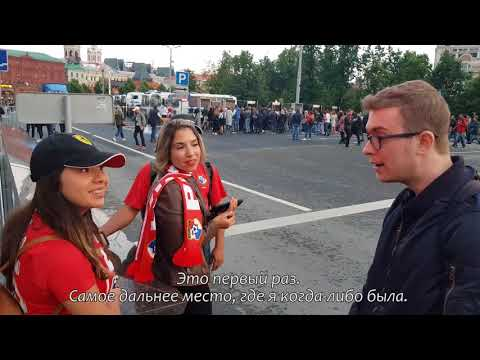 Что говорят иностранцы о России / Чемпионат мира 2018 / World Cup 2018