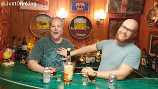 Plantation Pineapple Rum Review- Just Drinking- Robert & Roger