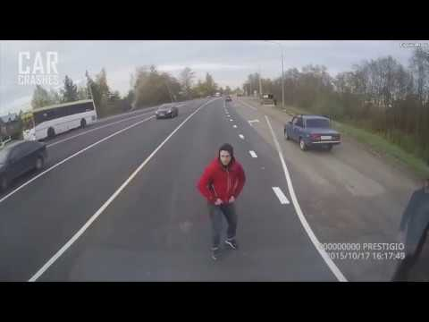 Liveleak most shocking and worst pedestrian accidents compilation 10