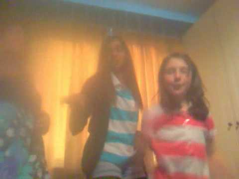 Becky Ella And Meera Singing Dont Stop Believin' Xxx video