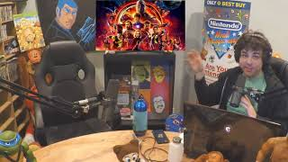 Avengers: Infinity War, Facebook Dating, TotalBiscuit Health News - Not So Common Podcast #35