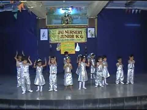 Chandoba Chandoba - Nursery kids group dance