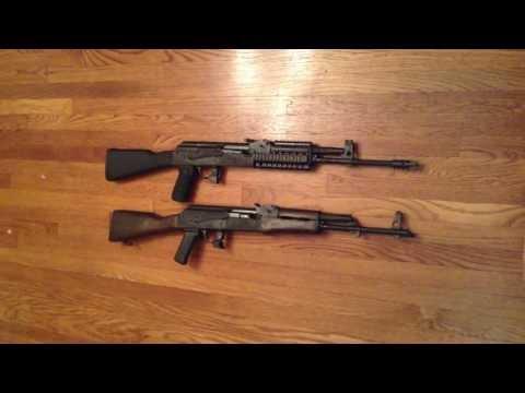 M10 vs WASR 10 AK Platform Head To Head.
