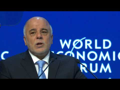 Davos 2015 - A Vision for Iraq