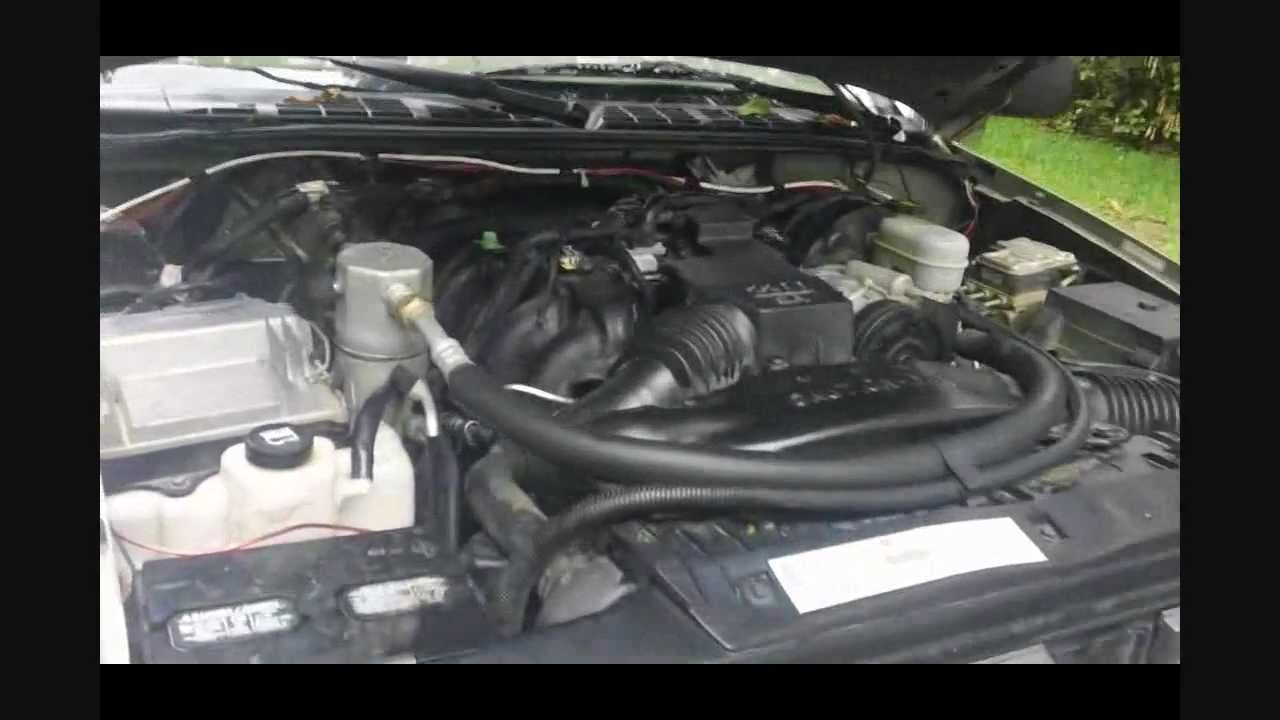 2003 Chevy S10 Engine Knocking