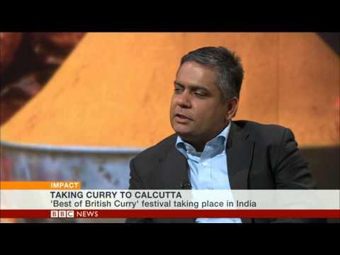 BBC World News - Taking the British Curry to India