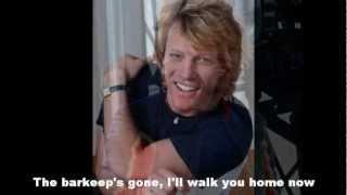Watch Bon Jovi Open All Night video