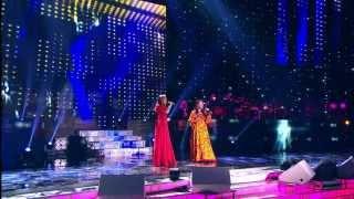 Юлия Началова и Надежда Бабкина - Огней так много золотых