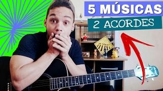 download musica 5 MÚSICAS GOSPEL TOP COM 2 ACORDES - VIOLÃO INICIANTE VÍDEO AULA COM CIFRA MÚSICAS FÁCEIS