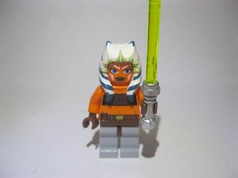 Lego Ashoka Tano review