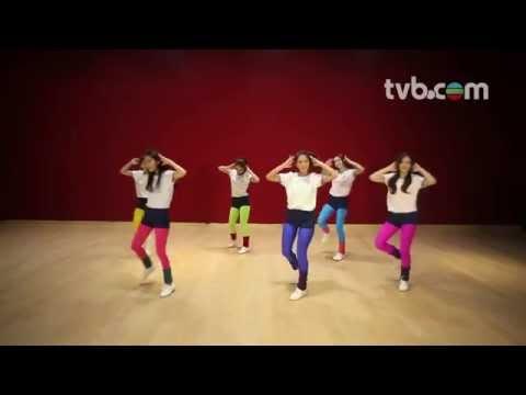 女人俱樂部 - M Club少女組教跳Aerobics (TVB)