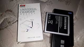 Universal Cell phone Battery charger review