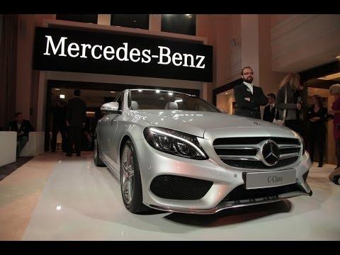 2015 Mercedes C-Class - 2014 Detroit Auto Show