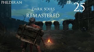 Dark Souls Remastered Ep.25 | GUIA 100% | BOSS GWYNDOLIN | Los Archivos del Duque