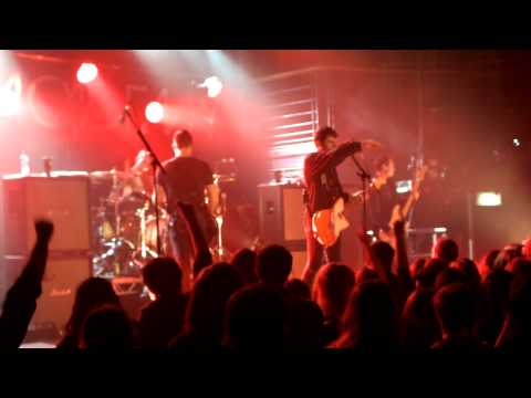 Lower Than Atlantis - Beech Like The Tree Dublin 14/4/13