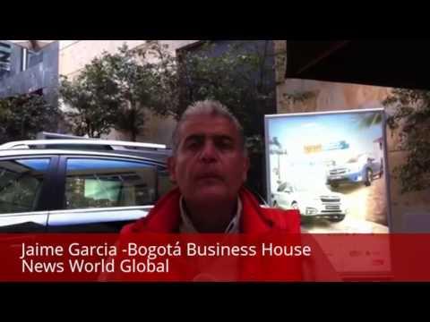Jaime Garcia - Bogotá Business House - News World Global