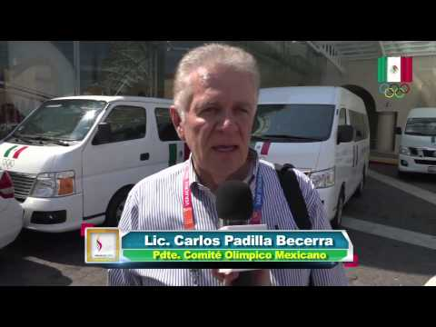 Mexicanos en buenas condiciones para JCC