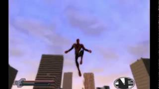 Spider-Man 3 : Web Swing Demo (PS2)