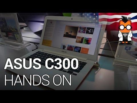 ASUS Chromebook C300: Hands On [EN]