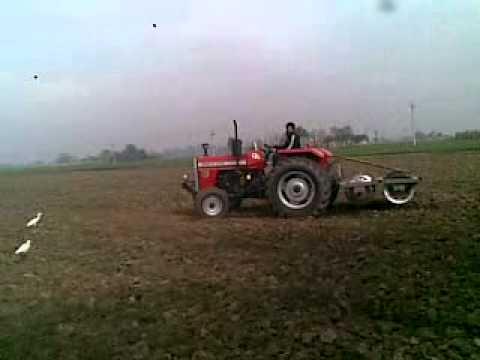 Tractor Stunt (2) video