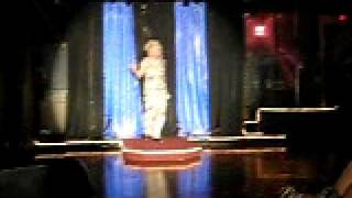 Stephanie Williams FlamBOYance show Las Vegas