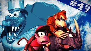 TEST EN CARTON #49 - Donkey Kong Country