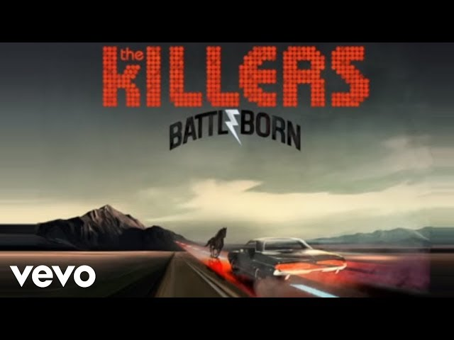 The Killers - Be Still (Audio)