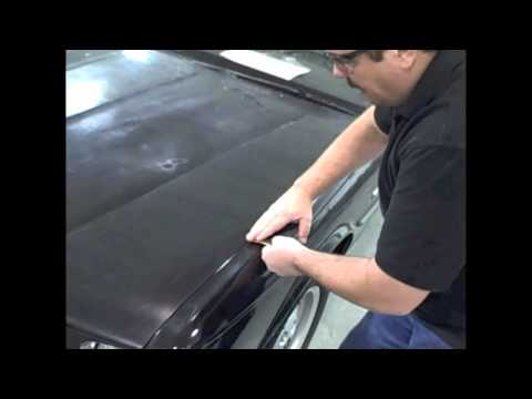 How To Wet Sand By Hand To Paint A Car
